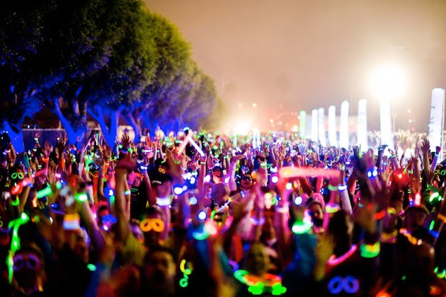 Electric Run London