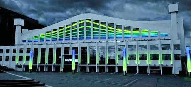 Wembley Arena Changes Name