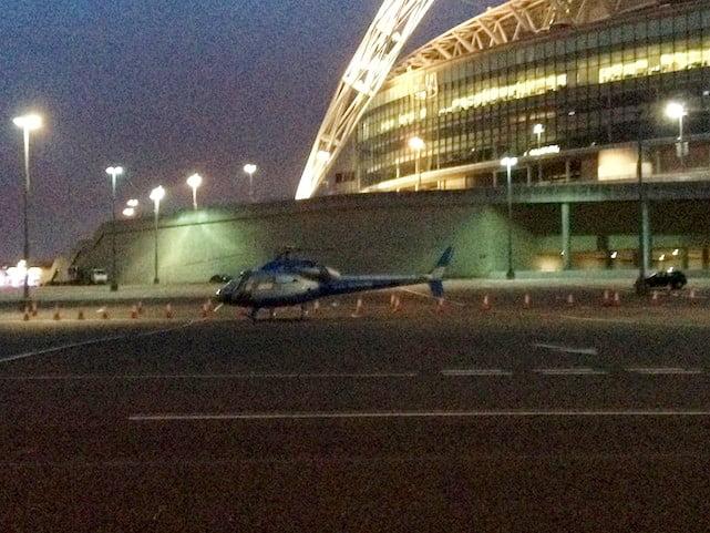 24 Shooting at Wembley Stadium