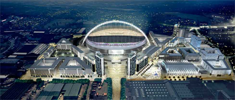 FA Chairman says new Wembley development will have some terrible consequences