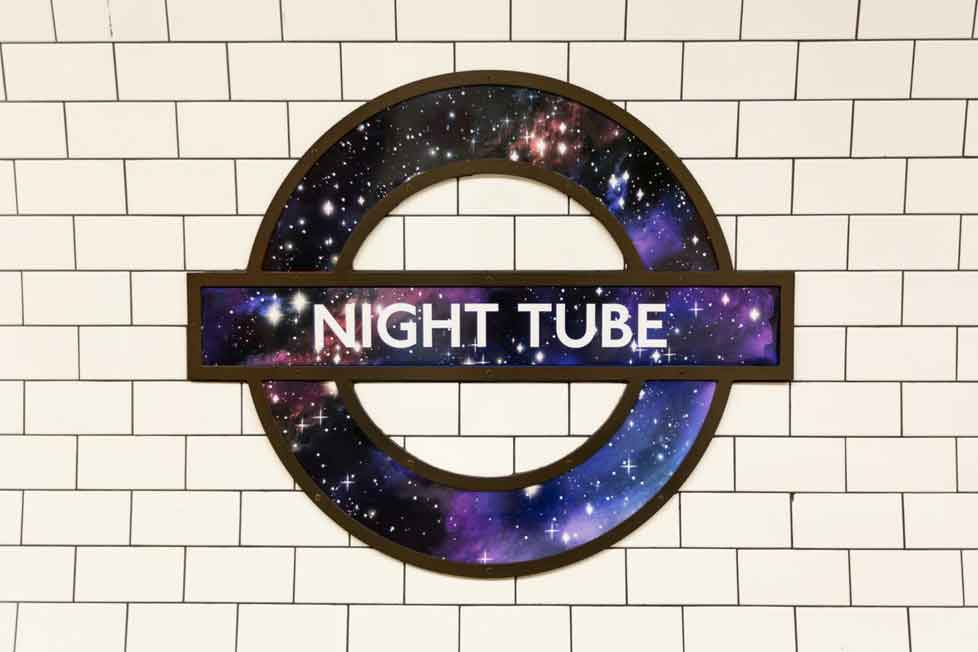 Top tweets about the Jubilee Line joining Night Tube
