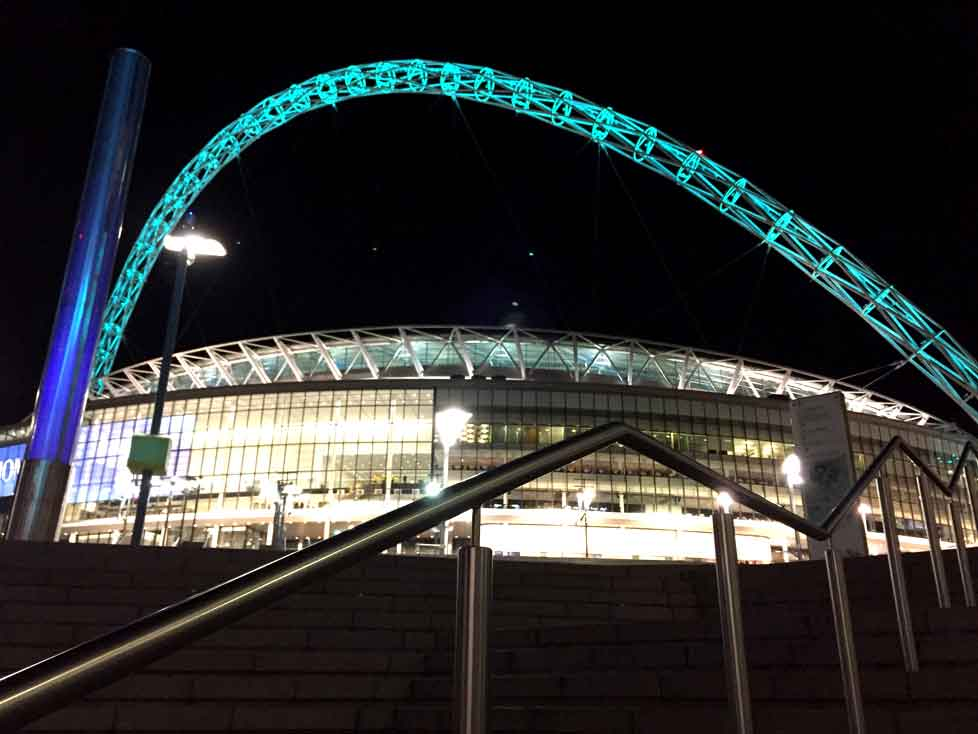 Wembley Stadium calls for uncapped full capacity events