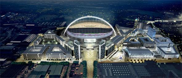 Wembley City wins BEST MIXED USE DEVELOPMENT