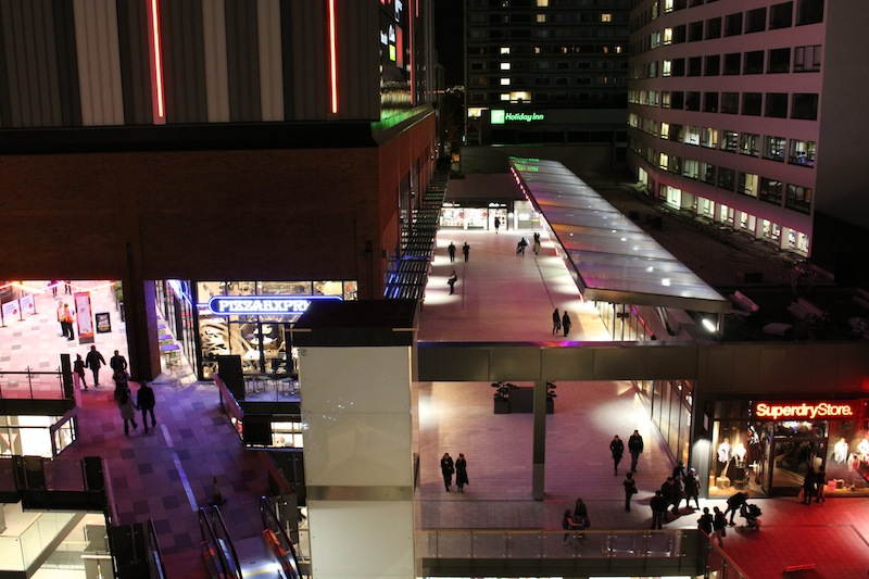 Review of London Designer Outlet Opening Day