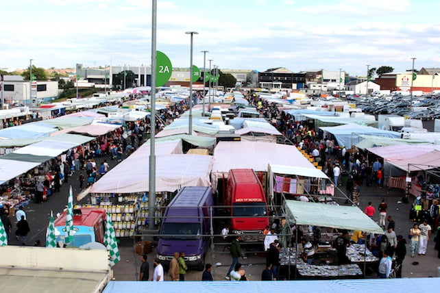 Wembley Market Opening Times 2014