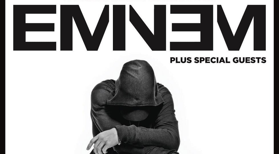 Eminem the First Rapper to Headline Wembley Stadium