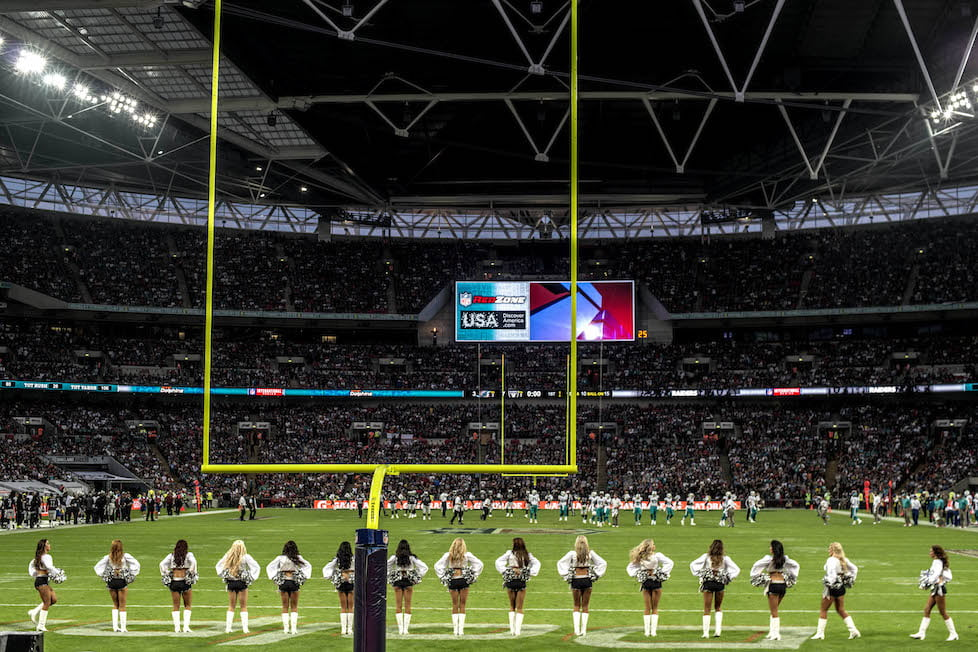 NFL To Colonise London