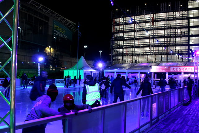 Wembley ice rink 1