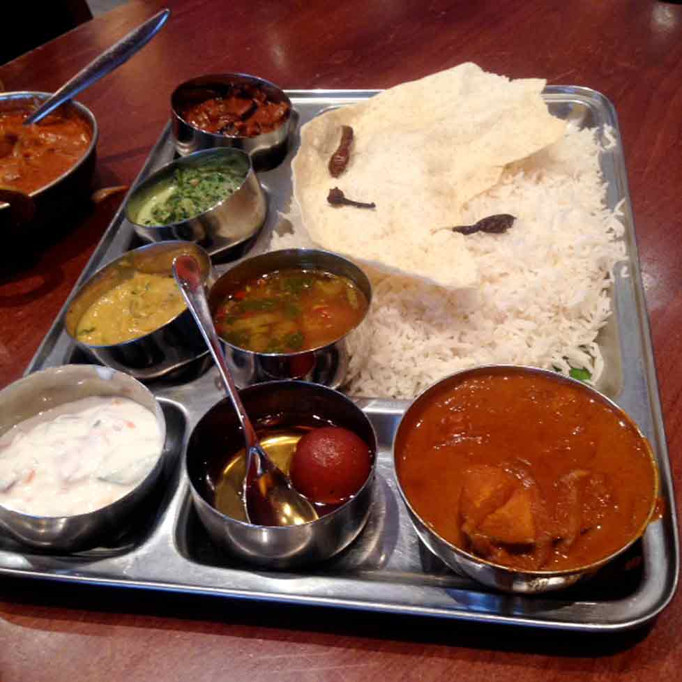 Palm Beach, Indian restaurant in Wembley