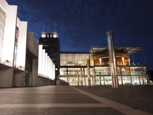 Wembley Arena hosts BBC's biggest event ever