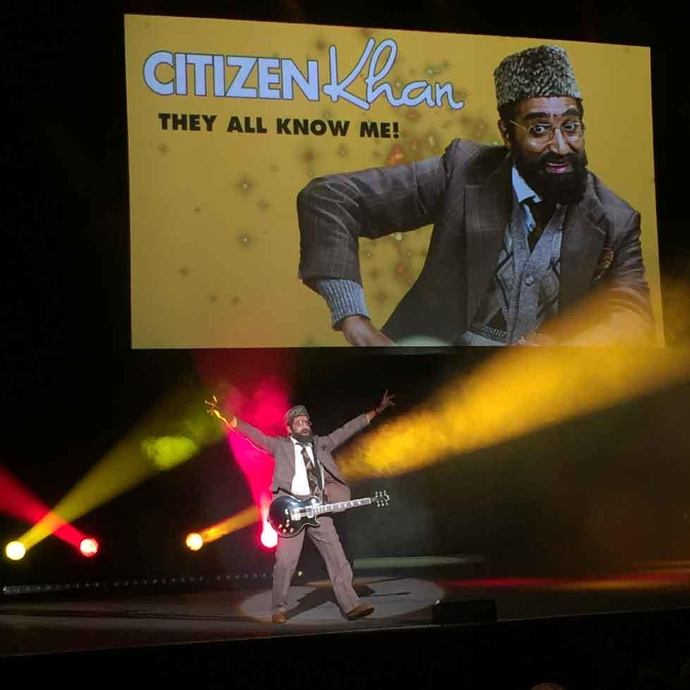 Citizen Khan at SSE Arena Wembley