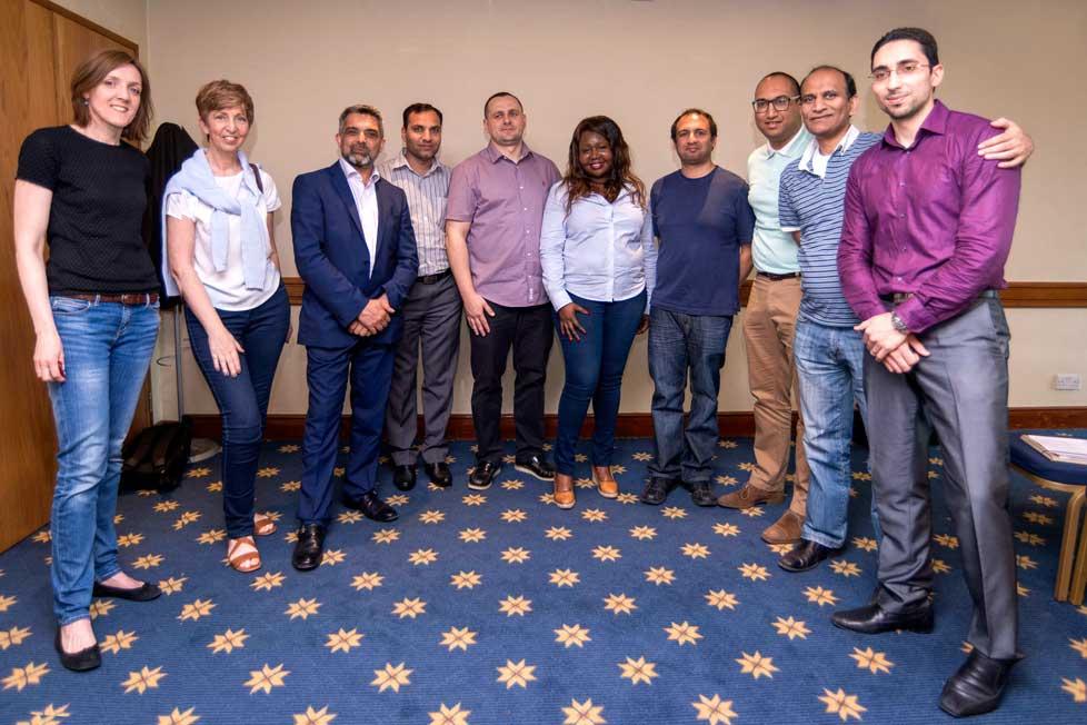 Wembley Park's first residents association – WPRA AGM 2016