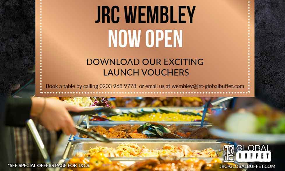 JRC Wembley opens at London Designer Outlet