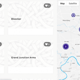 Help High Street search tool only shows free meal providers that are relevant to the user's location, which makes it simple for families to use.